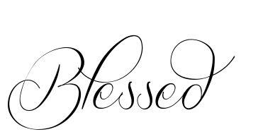 Blessed.jpg 371×187 pixels