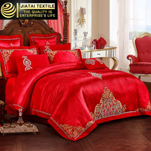 Source wedding cotton bedspread,beddings 100% cotton beautiful bed sheet sets,embroidery bed cover designs on m.alibaba.com