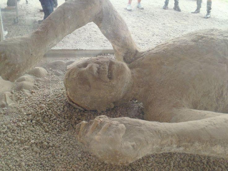 Pompeii Victim | Far Away by Caryl Churchill | Pompeii ...