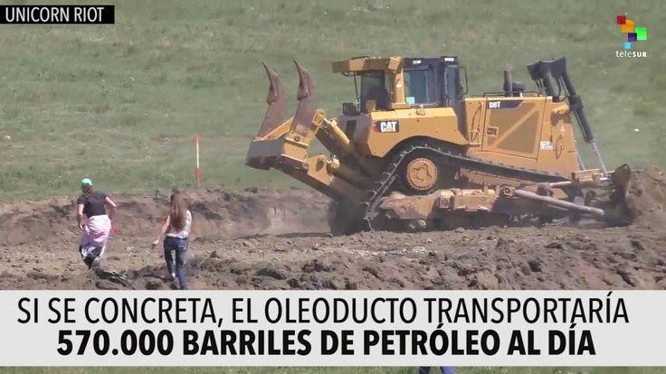 ¿Por qué el oleoducto de Dakota ha sido parcialmente detenido?