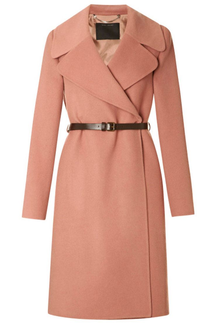 Marc Jacobs Double-Faced Cashmere Blend Coat, $1,800;