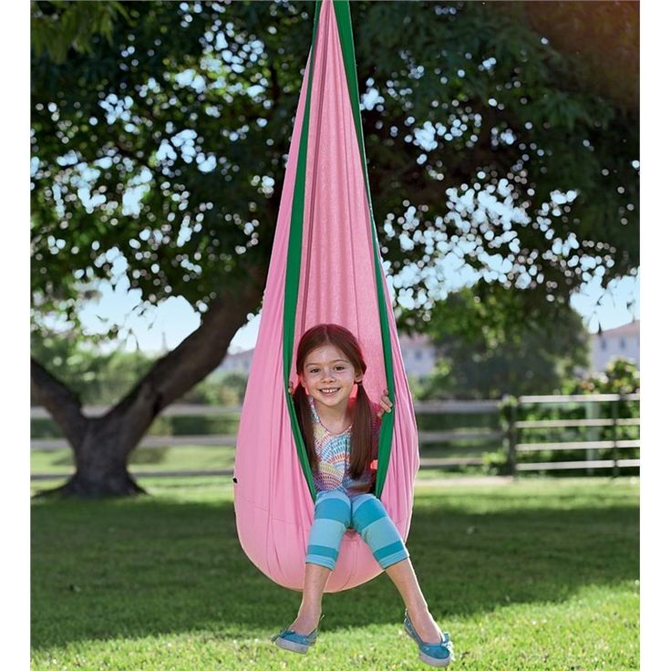 HugglePod® Hanging Chair | Room Play Spaces | HearthSong