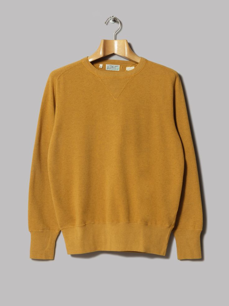 Levi's Vintage Clothing Bay Meadows Sweatshirt (Peanut Mele)