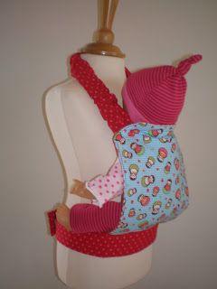 Zenzi & Lauser: für die Puppe Paula...