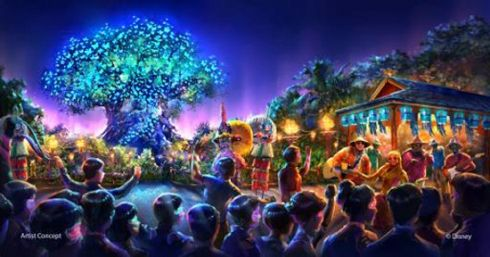 The 14 new rides, shows and restaurants coming to Walt Disney World by 2017