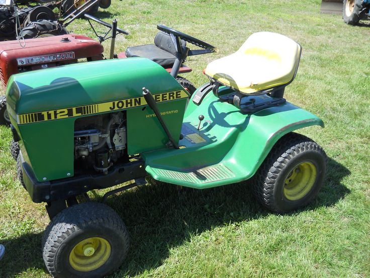 John Deere Windmill Replacement Parts : John deere l tractor lawn mowers very small