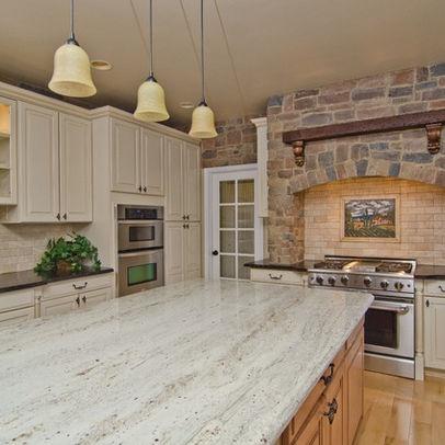 River White Granite Design, Pictures, Remodel, Decor and Ideas - page 3
