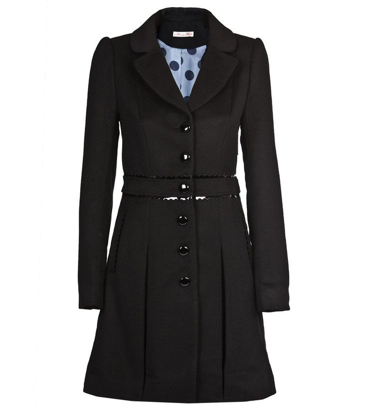 Alannah Hill - The Lovely Silence Coat