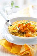 Healthy Dinner Recipes: Pumpkin & Feta Risotto. #HealthyRecipes #DietRecipes #WeightlossRecipes weightloss.com.au