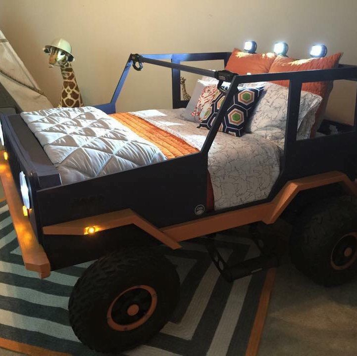 The 13 Best Images About Jeep Beds On Pinterest