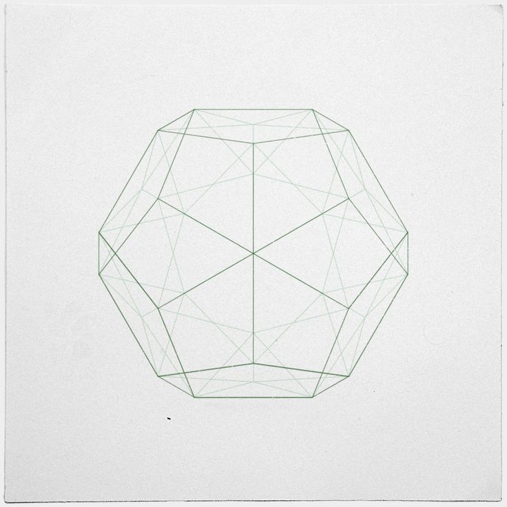 .Finding Frenzy, Http Geometrydaily Com, Geometric Composition, Eye Finding, Geometric Daily, Geometrydaily Tumblr, Geometry Daily, 354 Dodecahedron, Minimal Geometric