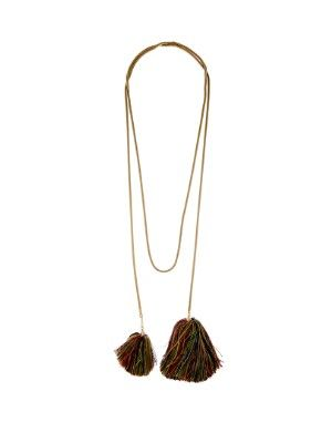 Guru necklace | Isabel Marant | MATCHESFASHION.COM