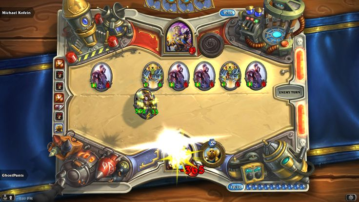 fun battle with friend :D