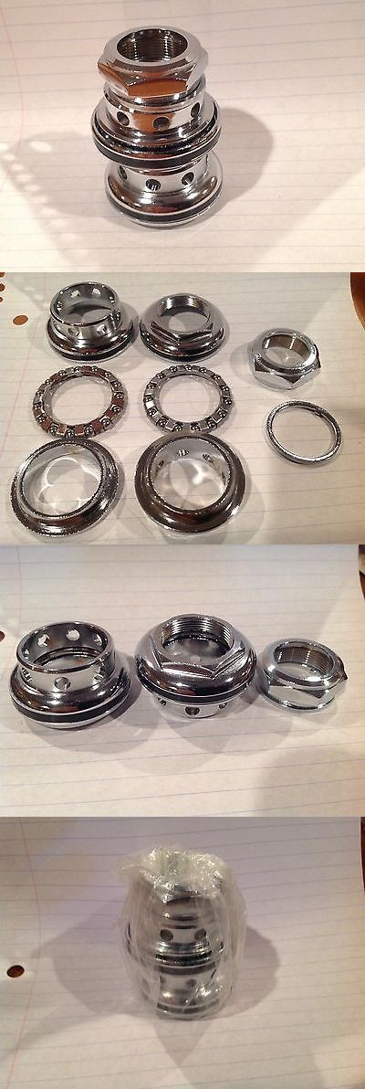 Vintage Bicycle Parts 56197: Nos 80S Tange Hatta Style Bmx Headset BUY IT NOW ONLY: $75.0