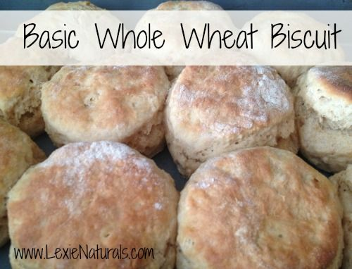 1000+ ideas about Whole Wheat Biscuits on Pinterest ...