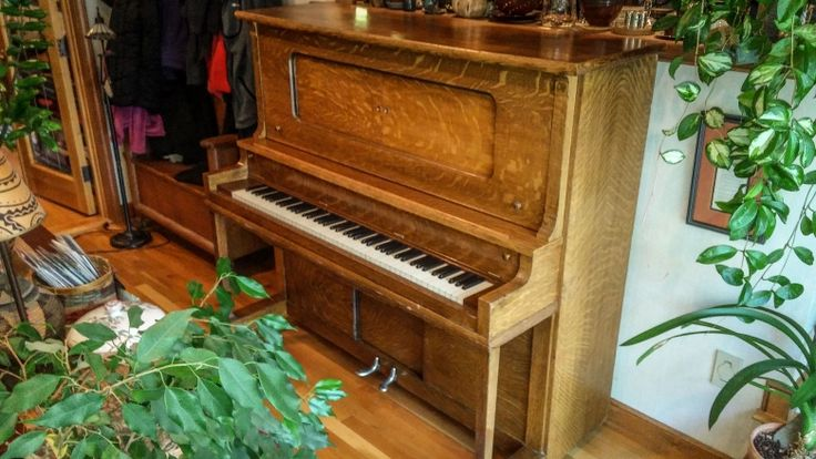 1919 Gulbransen Upright Player | Piano for sale