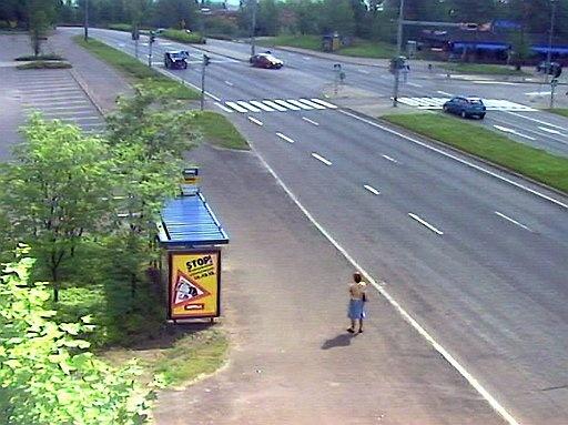 Bus Stop, Kurt Caviezel.