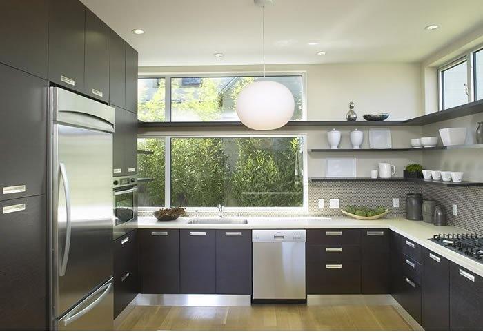 Image Result For White Tiles Kitchen