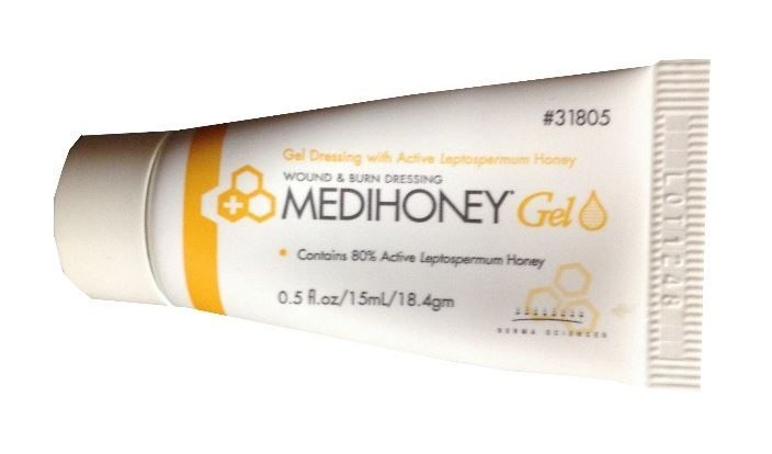 Medihoney Gel Ointment .5 oz Works amazing for after laser tattoo removal treatments! My favorite ointment by far!
