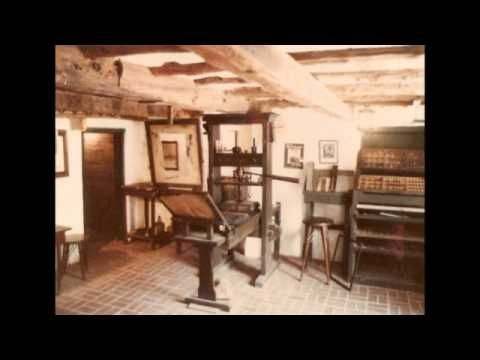 Gutenberg Museum - YouTube