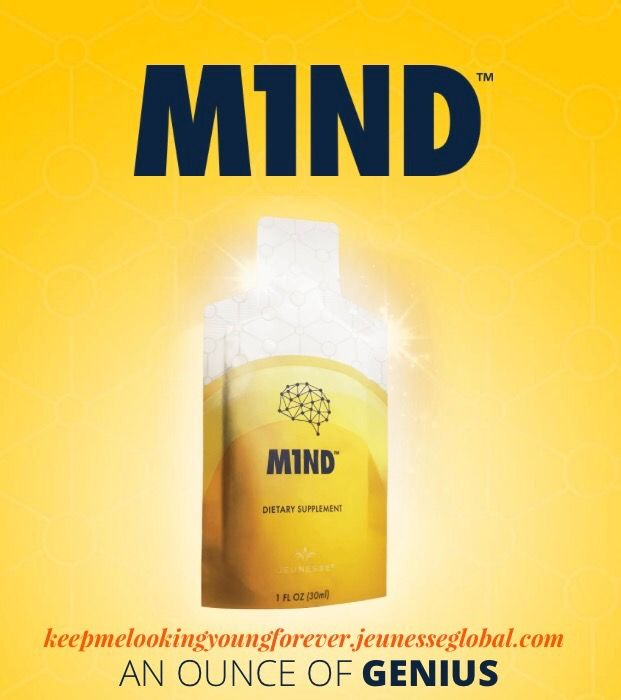M1ND™ IS A DIETARY SUPPLEMENT FEATURING CLINICALLY SHOWN CERA-Q™ THAT SUPPORTS MEMORY AND L-THEANINE THAT HELPS REDUCE MENTAL DISTRACTION.* Inspired by Eastern medicine, M1ND is a dietary supplement made with L-Theanine, GABA (Gamma-aminobutyric acid), N-Acetyl L-Tyrosine and CERA-Q, clinically proven proteins derived from silkworm cocoons. Open your M1ND with 1 ounce of genius. M1ND…exclusively from Jeunesse.