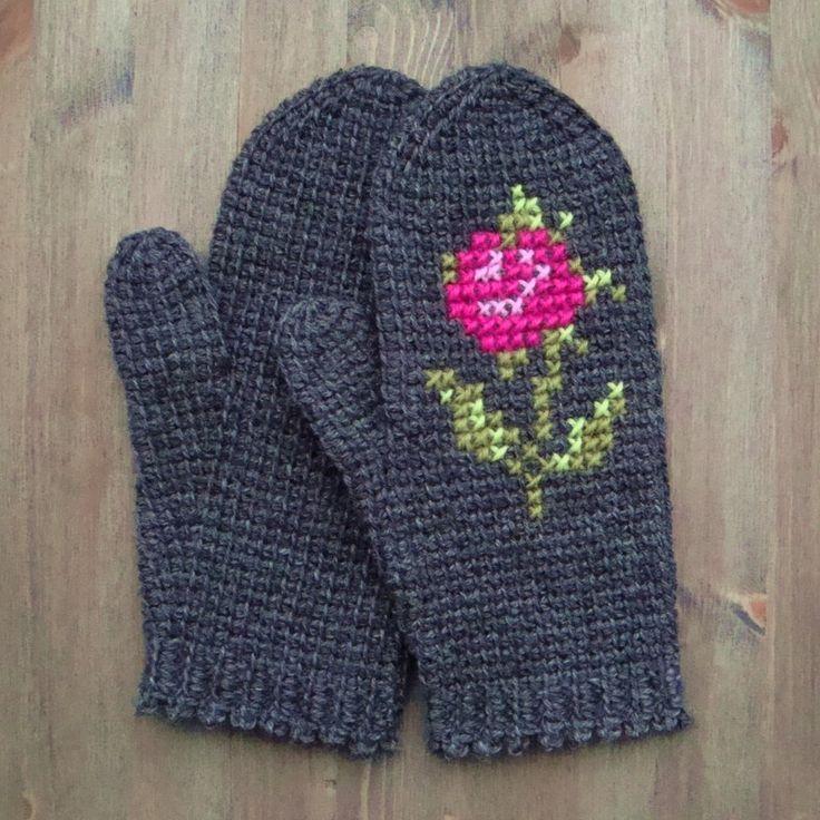 56 best Crochet | Tunisian images on Pinterest | Tunisian crochet ...