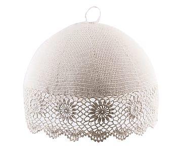 Paralume per lampadario in cotone Bea - 35x49 cm