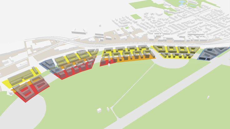 Tempelhofer Feld - Was wo gebaut werden soll. Berliner Morgenpost