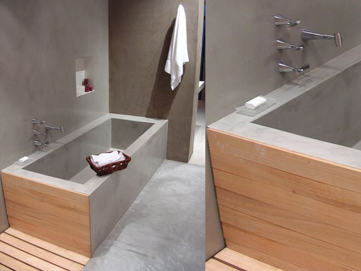 25+ melhores ideias sobre Guarda Roupa De Alvenaria no Pinterest  Closet de  -> Banheiro Com Banheira De Cimento