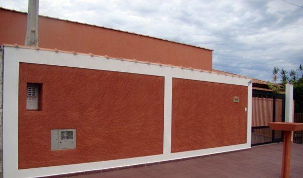 Cores para muro