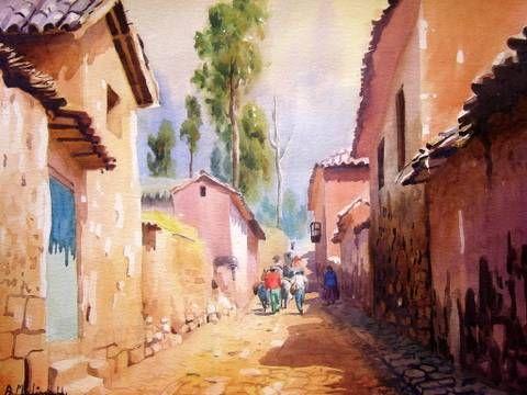 calle del pueblo de anta 2