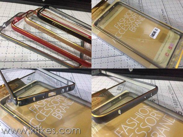 Fashion Alumunium Bumper Samsung Galaxy A5 - Rp 100.000 - kitkes.com