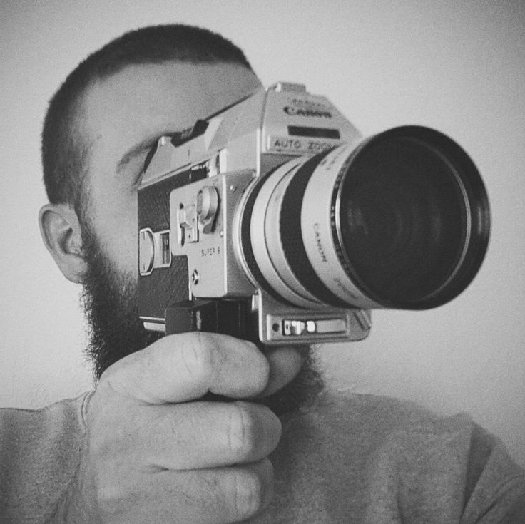 Canon 814 Super 8 Camera - Donny Outdoors