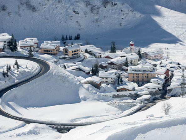 Stuben am Arlberg;