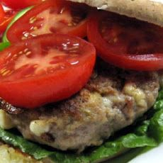 Greek-style turkey patties