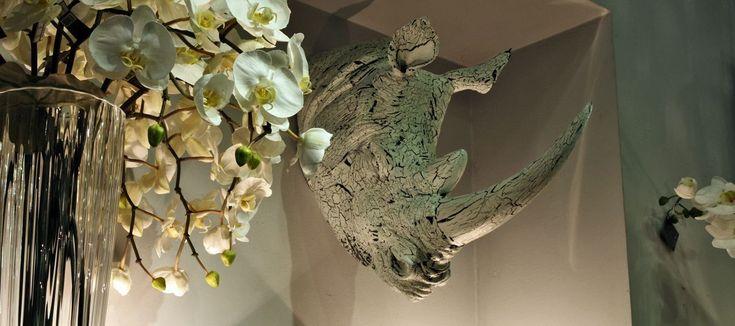 Decoración de cabezas de animales para pared. Piezas exclusivas, diseños originales. Venta online cabezas de animales decorativas. Animal Print Lovers