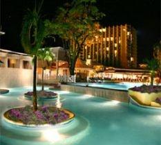 Sunset Jamaica Grande resort, Ocho Rios, Jamaica    Wanna go back to this place like, yesterday