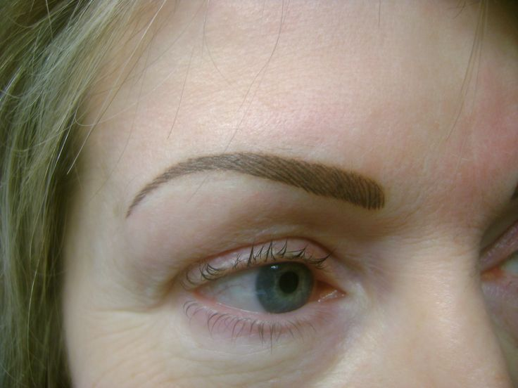 17 best ideas about tattooed eyebrows on pinterest for Powder eyebrow tattoo