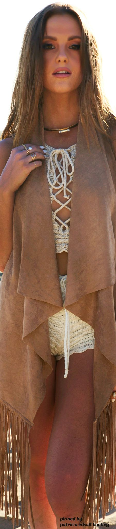 Boho Style women fashion outfit clothing style apparel @roressclothes closet ideas