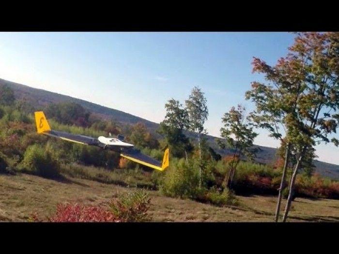 "VIDEO. Autonomous PLANE "" Soon possible ""   Aeronave Autônoma"