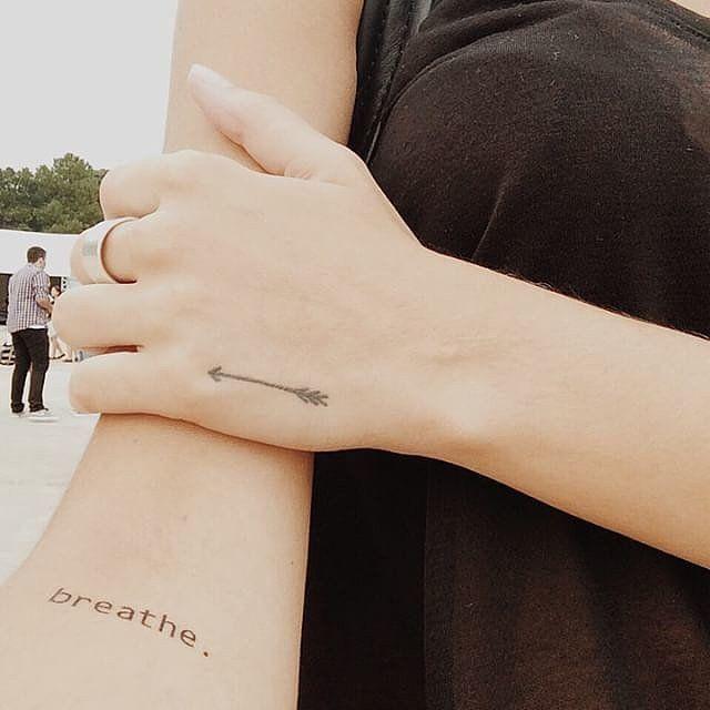 Simple tattoo ideas.
