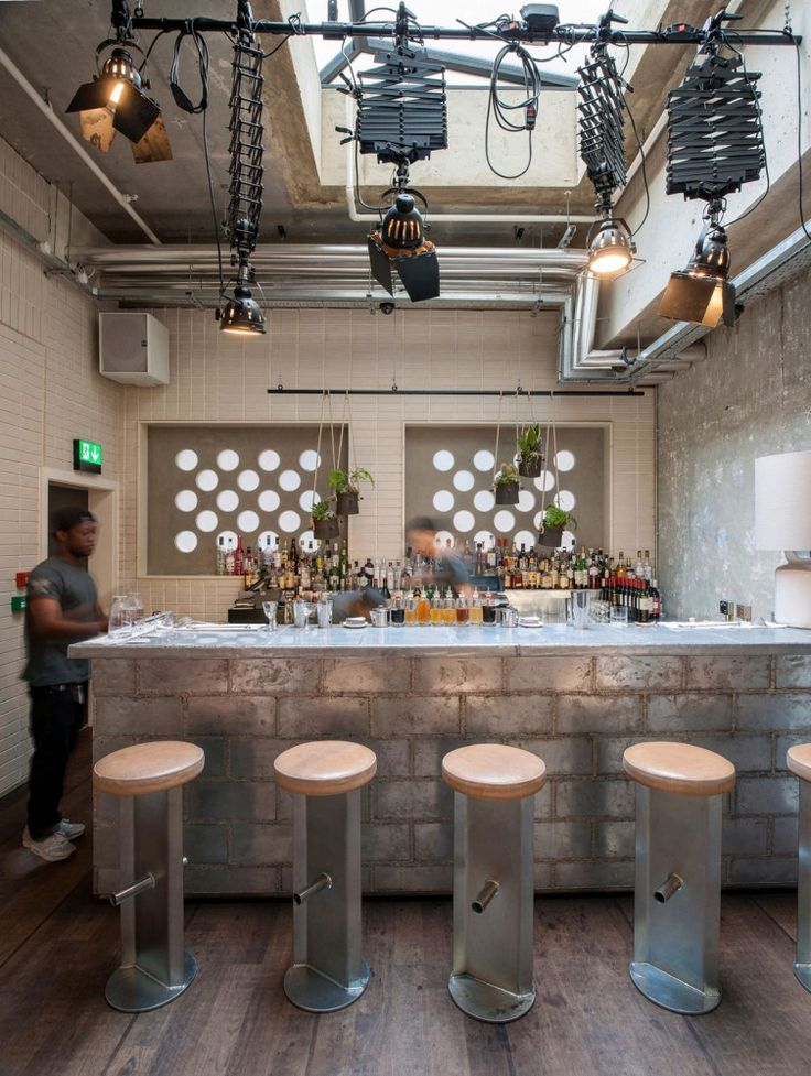 #Shoreditch | #Ace Hotel London for #drinks by night, #coffee by day, #breakfast in the morning or just to #chill and work the whole day.