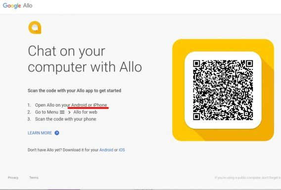 Google Allo for Web finally becomes a little more useful Allo is one of those yet another Google messaging service that both makes sense and at the same time doesnt. On the one hand it tries to be a cross-platform iMessage in simplicity and non-discrimination between SMS and IM. But on the other hand it wasnt truly cross-platform until it finally added web browser support last August. Even then it  Continue reading #pokemon #pokemongo #nintendo #niantic #lol #gaming #fun #diy