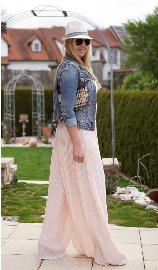 Palazzo pants on http://www.glamfizz.de