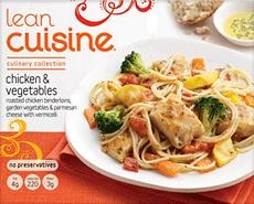 Lean cuisine cuisine and healthy choices on pinterest for Are lean cuisine healthy