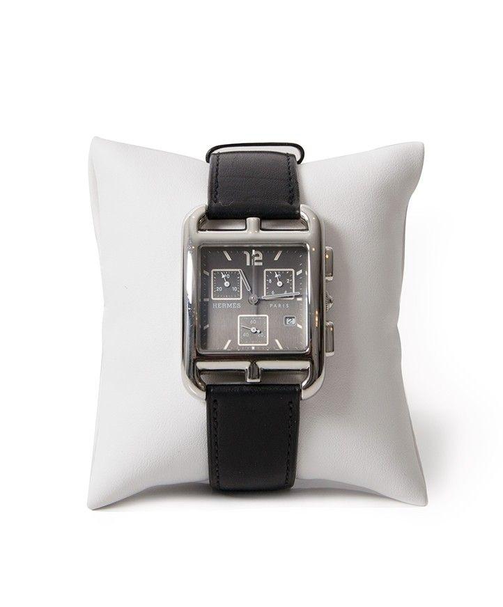 Hermès Cape Cod Watch tweedehands authentiek veilig online shoppen winkelen webshop Antwerpen België LabelLOV mode stijl ontwerpers luxe luxemerken horloges designer
