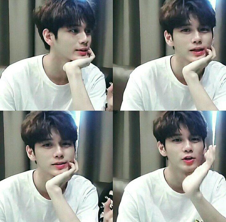I really love ong seung woo