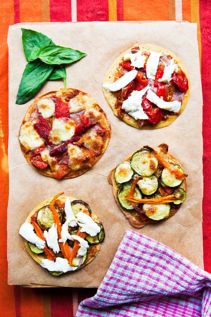Hemsley & Hemsley's Socca Pizzas