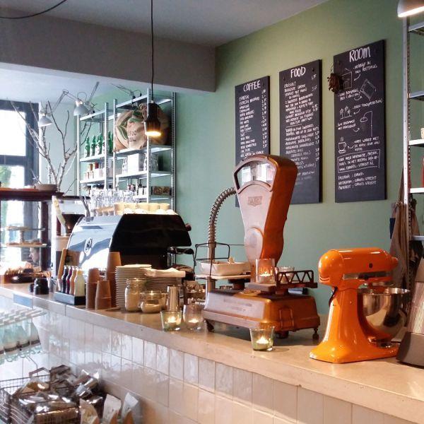 Cornelis Utrecht | B&B, koffie & lunch locatie