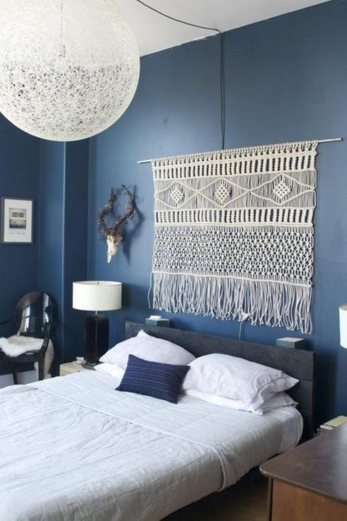 tendance d co le macram revient la mode projets. Black Bedroom Furniture Sets. Home Design Ideas